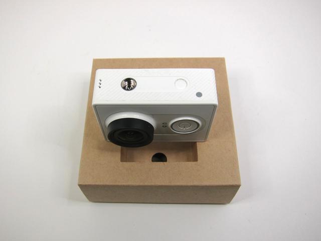 Unboxing Of Xiaomi Yi Action Camera